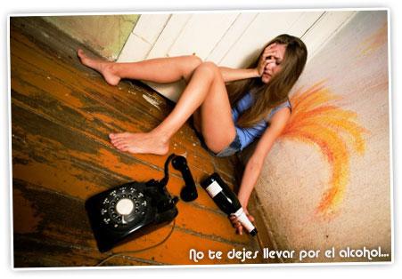 El Alcoholismo, un grave problema