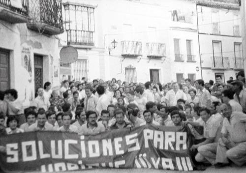 Manifestación 1978