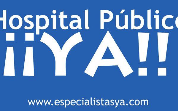 Hospital Público ¡¡YA!!