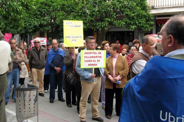 Manifestación Cacerolada 15 Mayo 2010