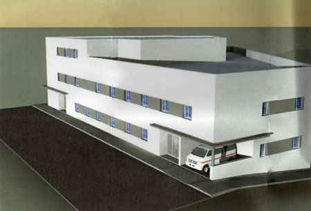 Anteproyecto del Nuevo Centro de Salud