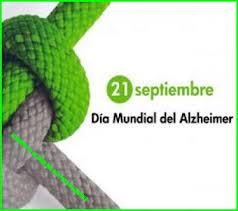 Día Mundial contra el Alzheimer