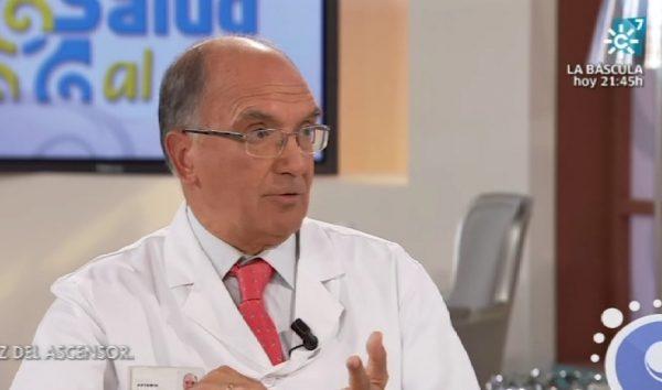 El Dr. Rodríguez Carrión en Salud al Día