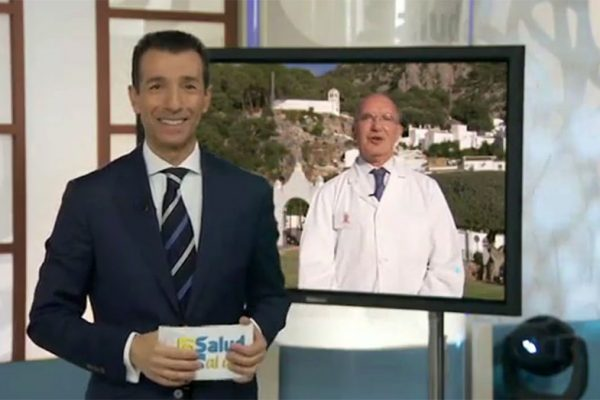 Programa de Salud al Día con Roberto Sánchez y Rodríguez Carrión