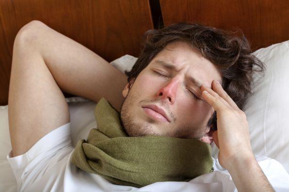 Síntomas de el resfriado y la gripe