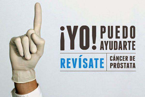 Campaña revisión de Próstata