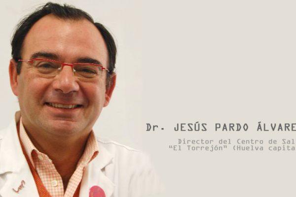 Dr. Jesús Prado, director del CS El Torrejón