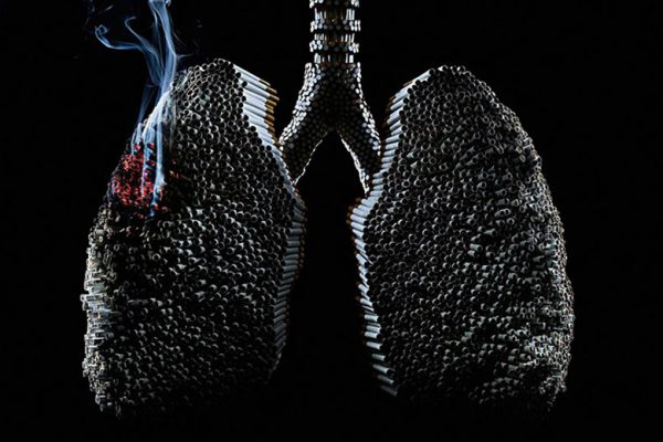 El tabaco acaba con tus pulmones