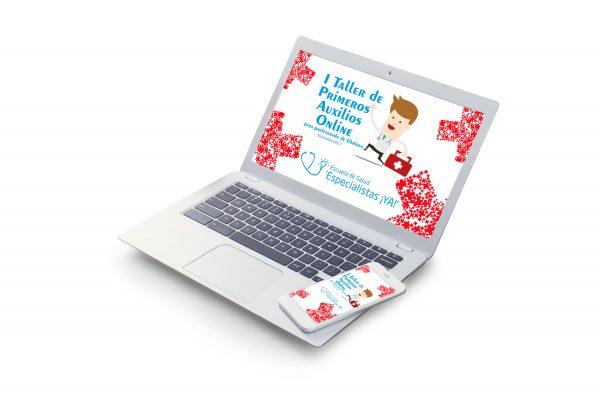 I Taller de Primeros Auxilios Online para profesorado de Ubrique