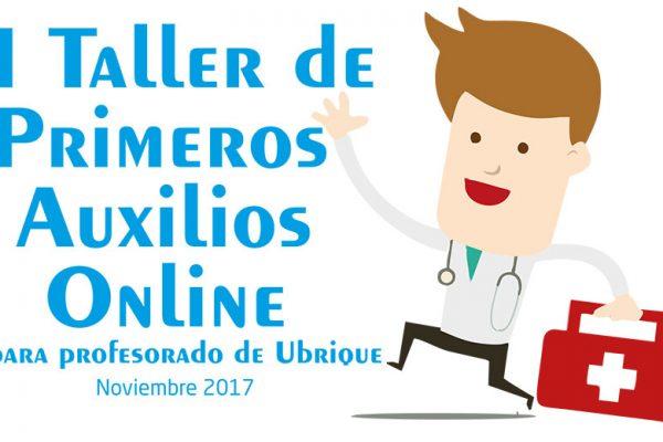 Taller Online de Primeros Auxilios