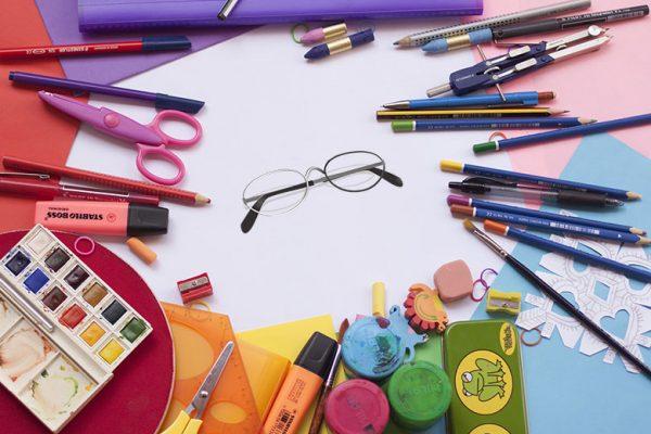 Gafas de escolares