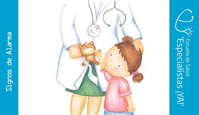 Signos de alarma en enfermedades infantiles