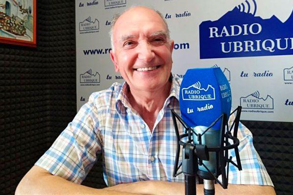 Rodríguez Carrión en Radio Ubrique