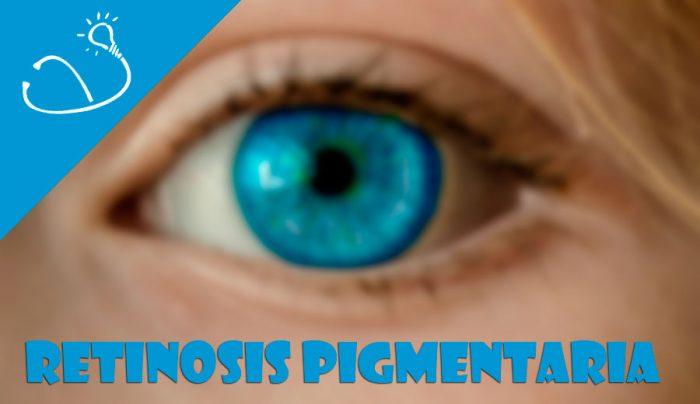 Retinitis pigmentaria