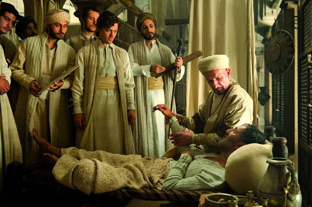 Fotograma de la película El médico, dirigida por Philipp Stölzl (2013) y adaptada de la novela de Noah Gordon