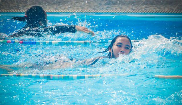 La natación como hábito saludable