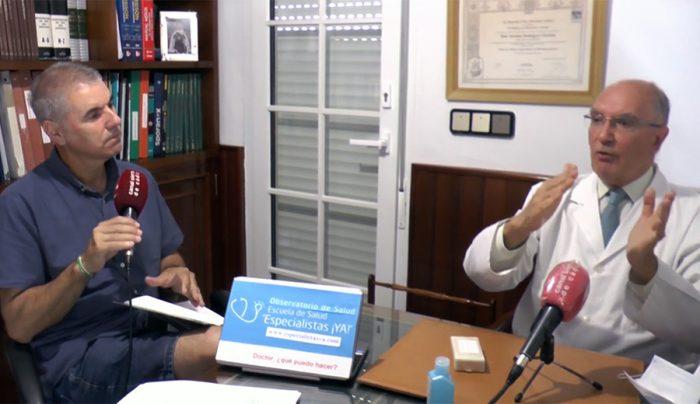 Entrevista para el Canal Sierra de Cádiz
