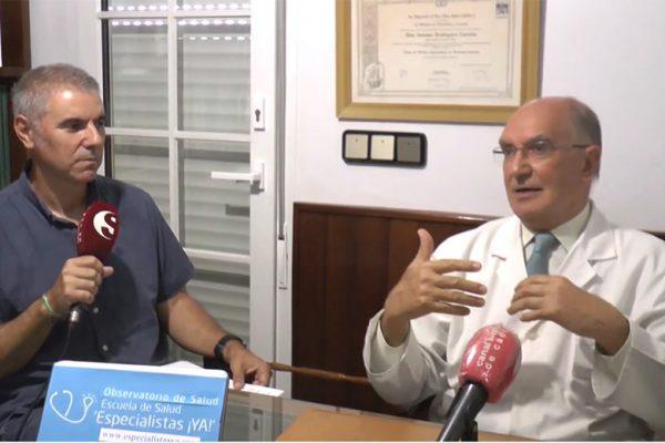 Juan Manuel López y Antonio Rodríguez
