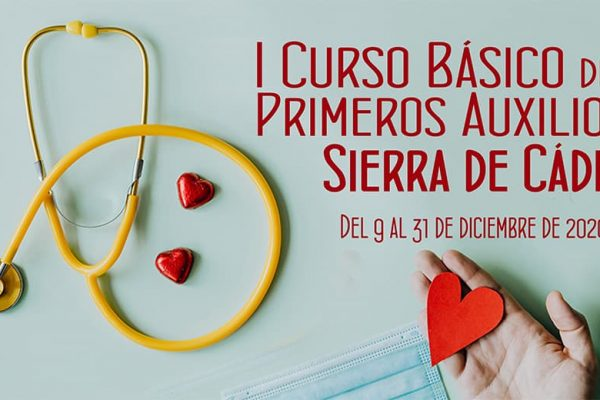 I Curso de Primeros Auxilios en la Sierra de Cádiz