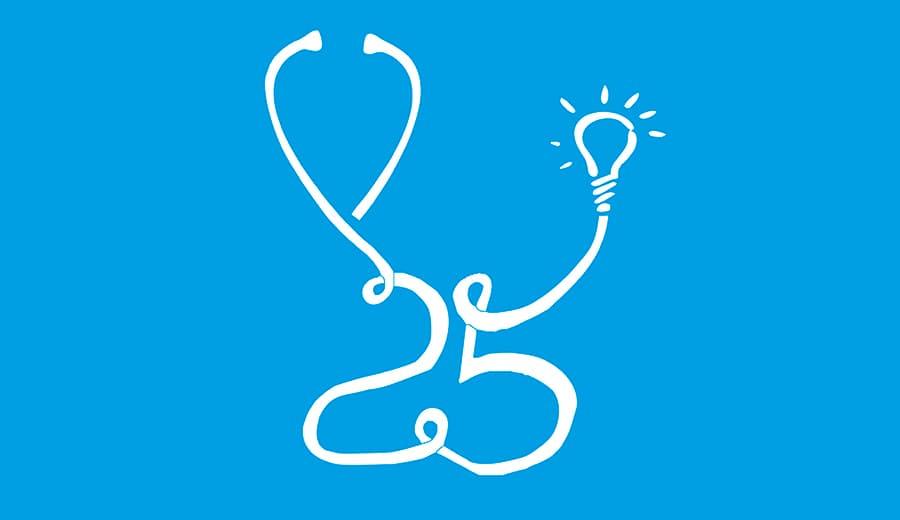 Logo 25 Aniversario
