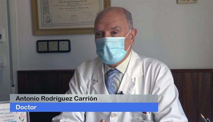 Dr. Rodríguez Carrión