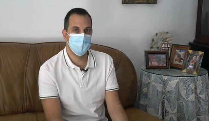 Dr. Javier Rodríguez Trujillo, especialista en Medicina Familiar y Comunitaria en Santa Cruz de Tenerife