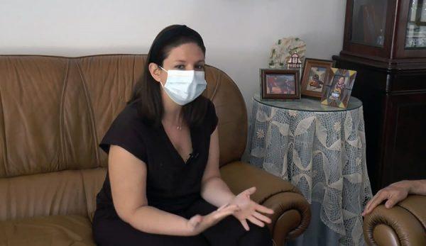 Dra. Mariela Izquierdo Gómez, cardióloga del Hospital Universitario de Canarias