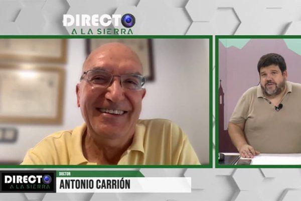 Entrevista al Dr. Rodríguez Carrión